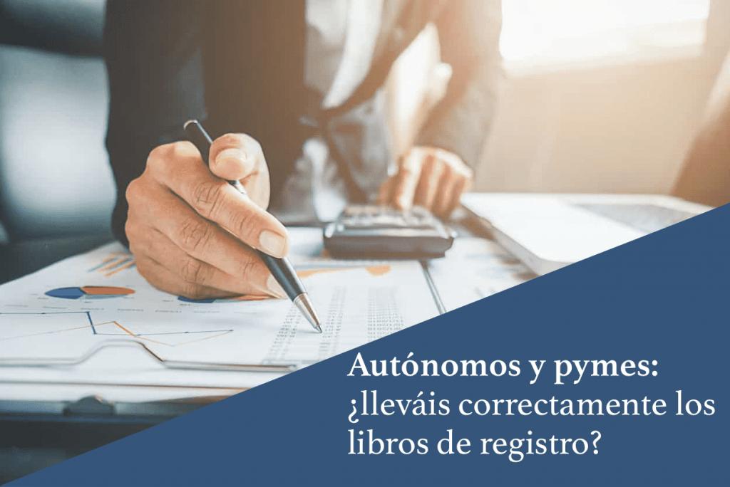 libro de registros autonomo y pymes
