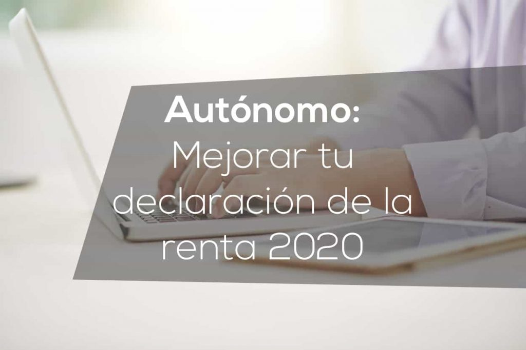 autonomo renta 2020