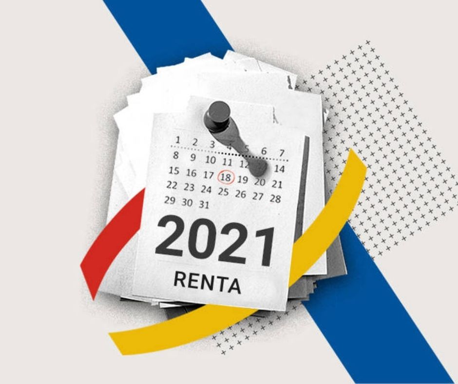 Calendario declaración de la RENTA