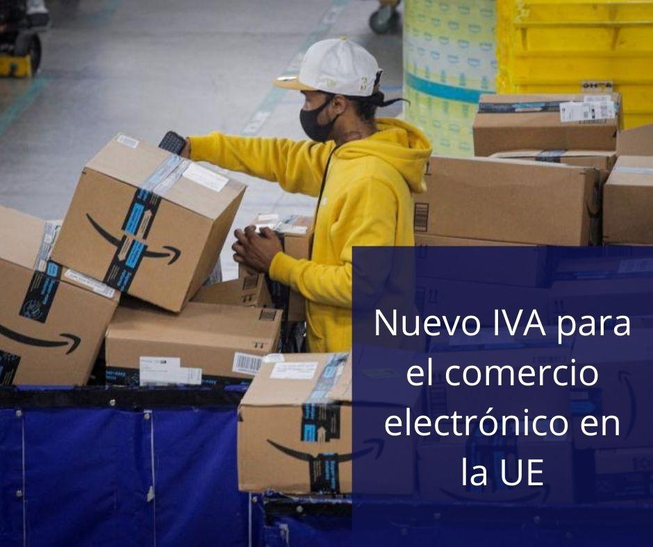 nuevo IVA para el comercio electrónico en la UE